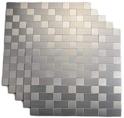 Yipscazo Peel and Stick Tile Backsplash (5 Sheets)