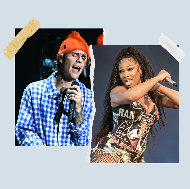 Justin Bieber and Megan Thee Stallion earned the most nominations for the 2021 MTV Video Music Award...