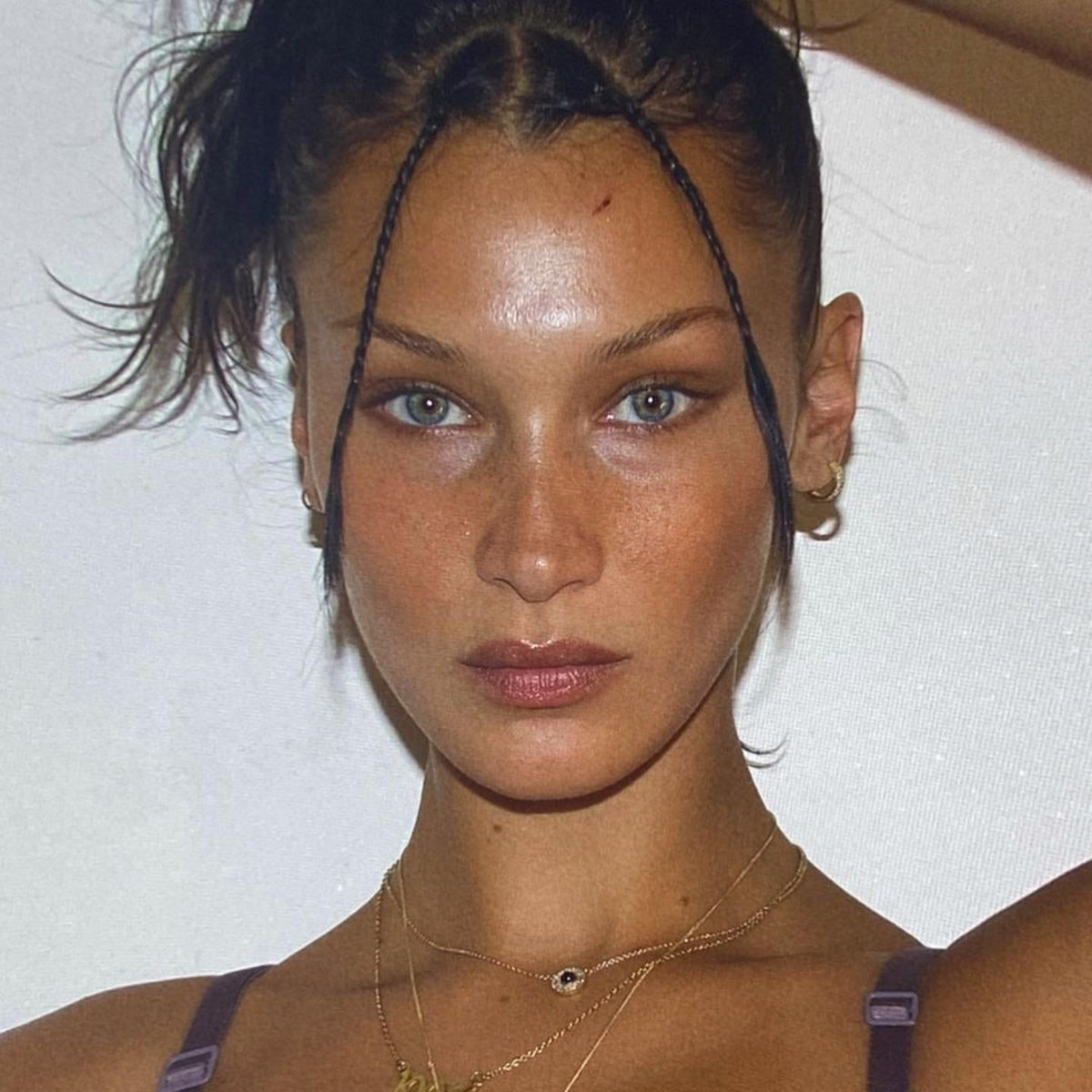 Braided tendrils are the early 2000s hairstyle taking over social media. Not convinced? Stars like M...