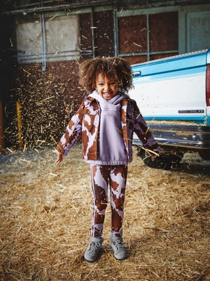 Adidas Ivy Park Kids Rodeo collection