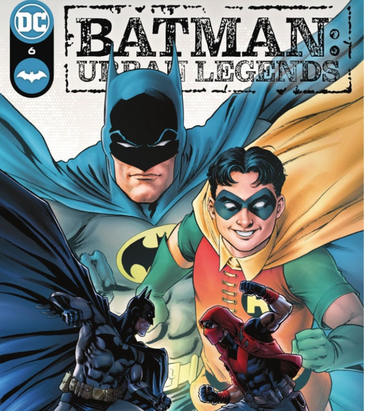 Batman's sidekick Robin explores the possibility that he may be LGBTQ in a new issue of 'Batman: Urb...