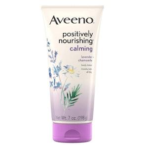 Aveeno Positively Nourishing Calming Body Lotion, 7 oz.
