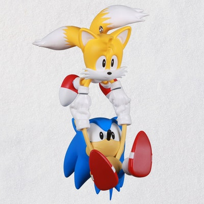 Sonic the Hedgehog™ Sonic & Tails Ornament