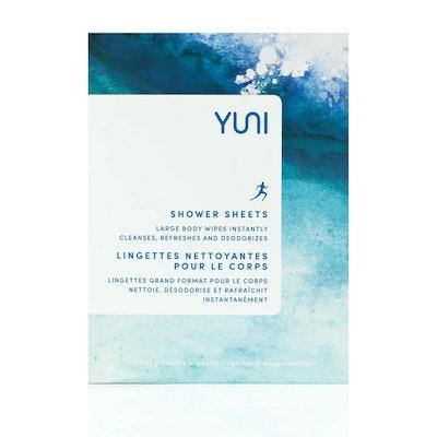 Yuni Shower Sheets Large