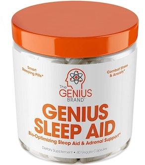Genius Sleep Aid Supplement (40 Count)
