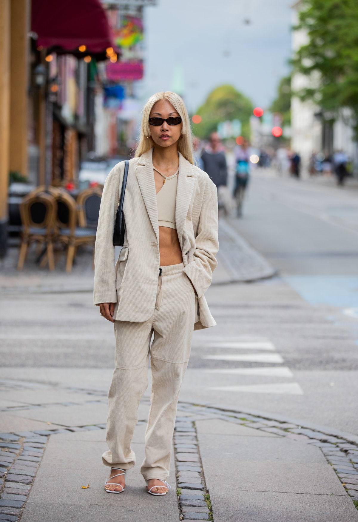 Vanessa Hong street style