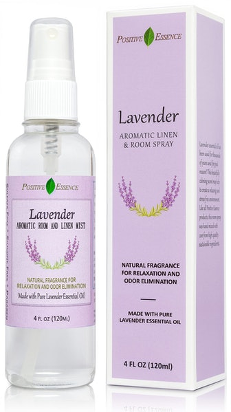 POSITIVE ESSENCE Lavender Linen and Room Spray