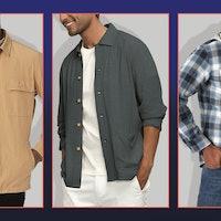 The 11 best shirt jackets