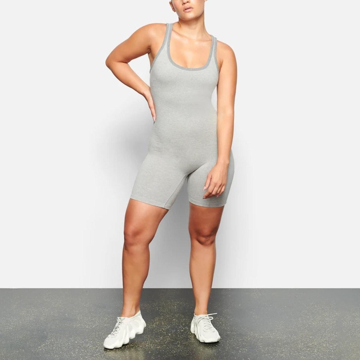 Mid Thigh Bodysuit