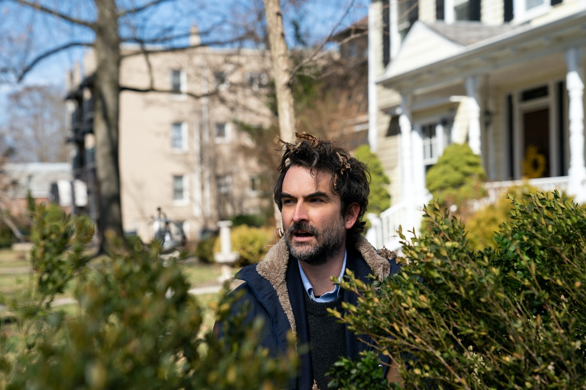 JAY DUPLASS as BILL in THE CHAIR