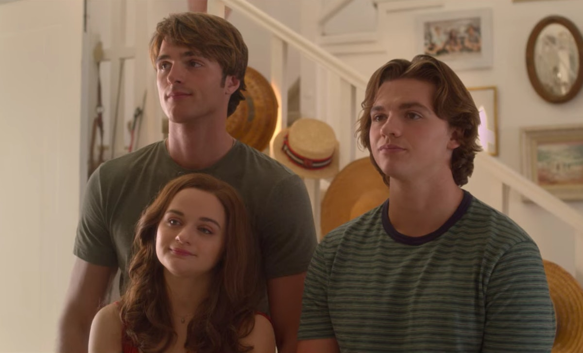 'The Kissing Booth 3' has a soundtrack full of fun songs.