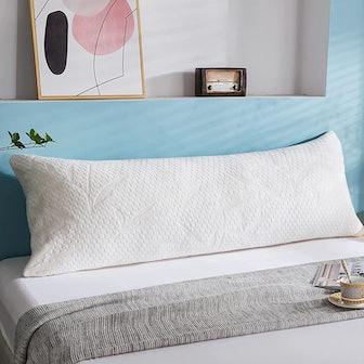 WhatsBedding Microfiber Body Pillow