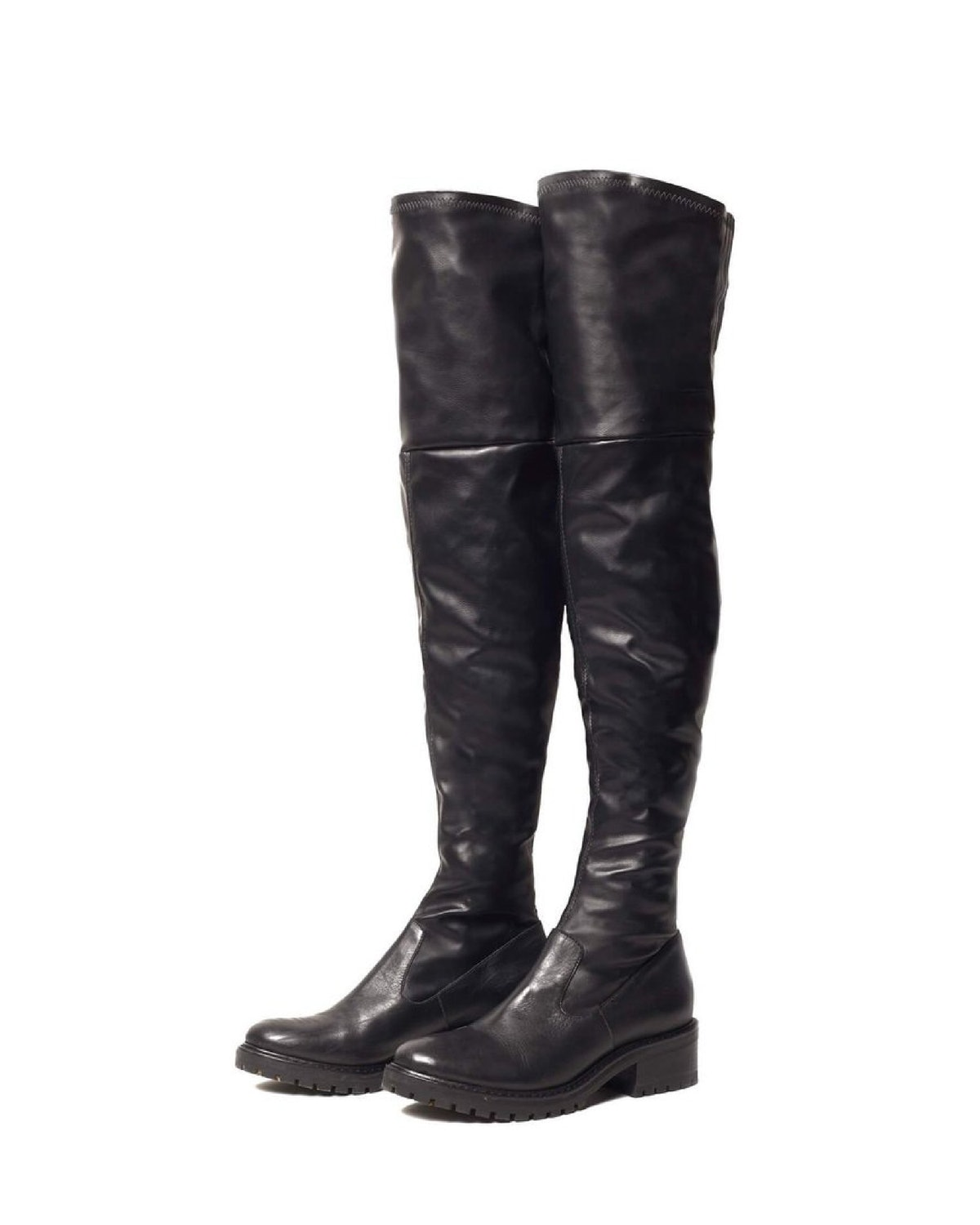 Maxime Boots in Black from VICSON.