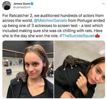 Twitter/James Gunn
