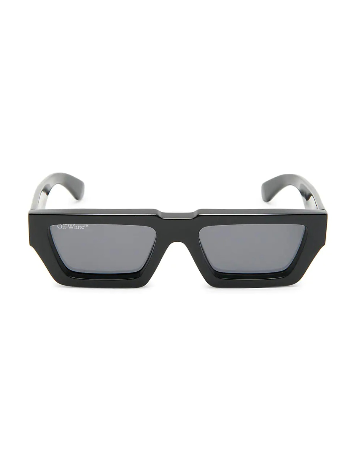 Manchester 54MM Rectangular Sunglasses from Off-White.
