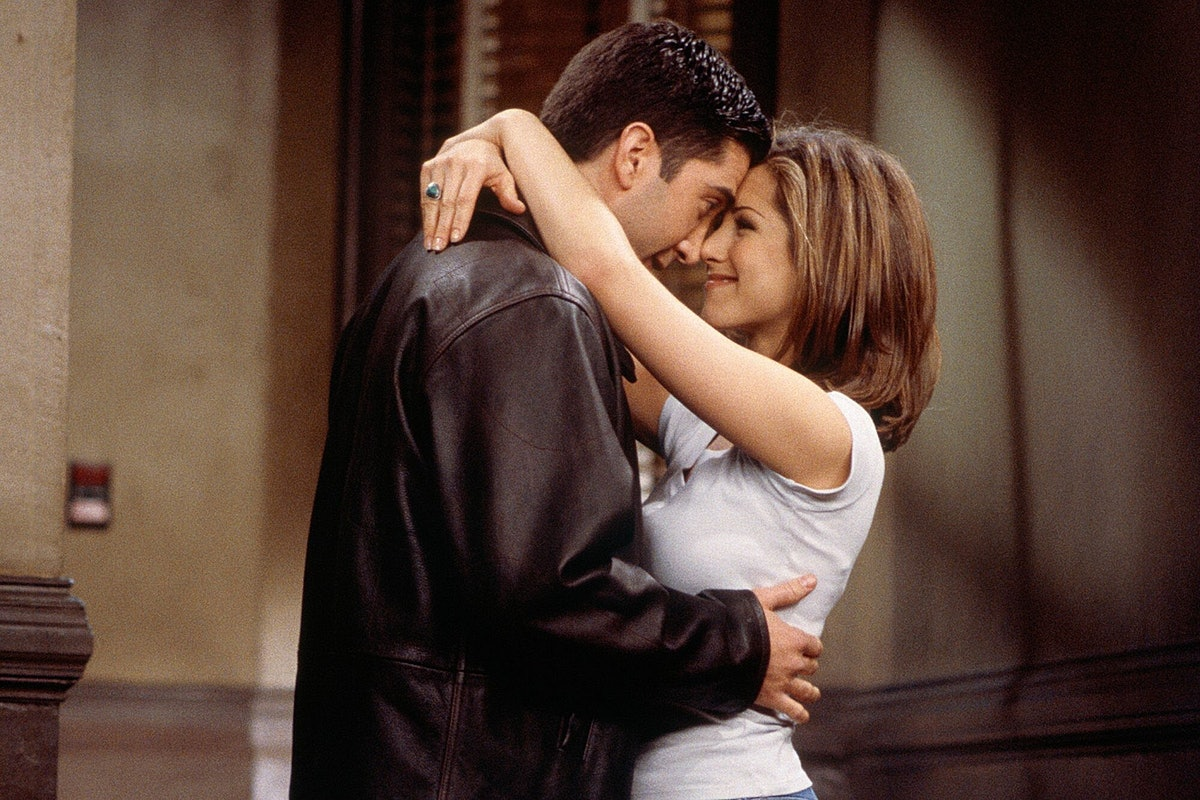 """David Schwimmer and Jennifer Aniston are rumored to be dating after the """"Friends"""" reunion in May."""