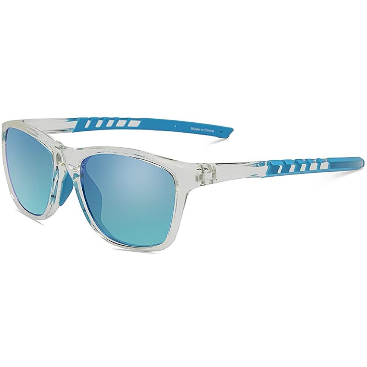 JOJEN Ultralight Polarized Sports Sunglasses