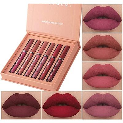 BestLand Matte Liquid Lipstick