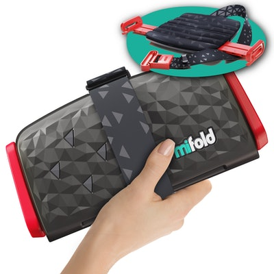Grab-and-Go Booster Car Seat