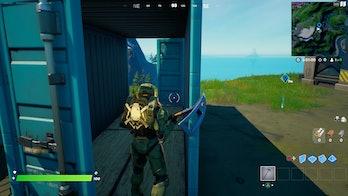 fortnite week 10 alien artifact location 2 gameplay
