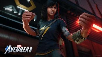 Ms. Marvel Kamala Khan premiere date powers