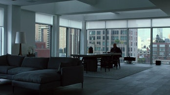 Wilson Fisk sitting in his penthouse apartment in Daredevil