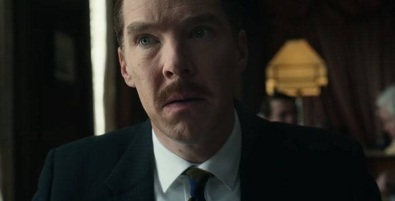 Benedict Cumberbatch as Greville Wynne in 'The Courier'