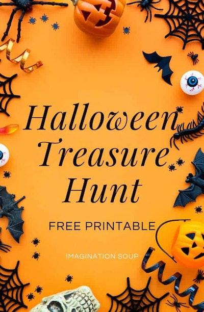 Halloween Treasure Hunt