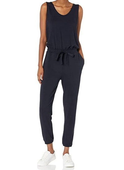 Daily Ritual Terry Relaxed-Fit Jumpsuit