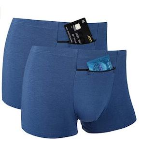 H&R Pocket Underwear (2-Pack)