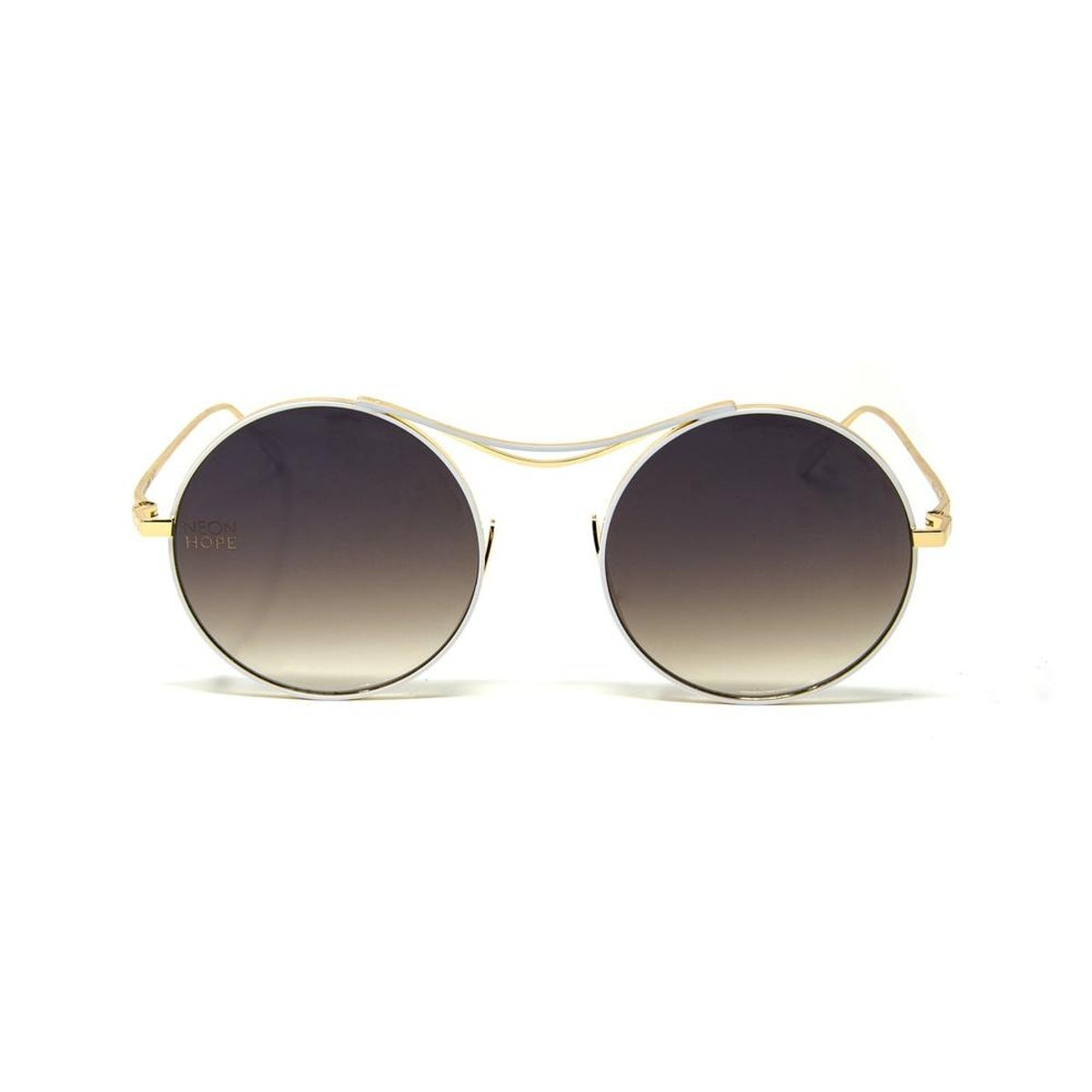 Sulis Round Sunglass Chain Set from Neon Hope, available to shop on McMullen.
