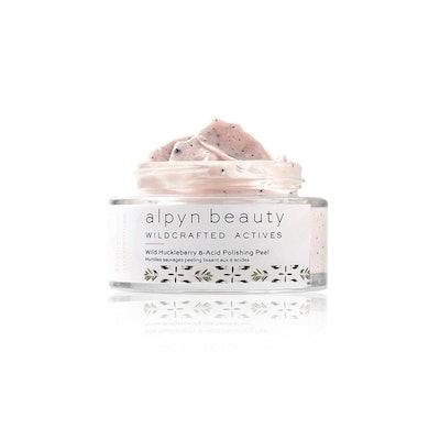 Alpyn Beauty Wild Huckleberry 8-Acid Polishing Peel Mask