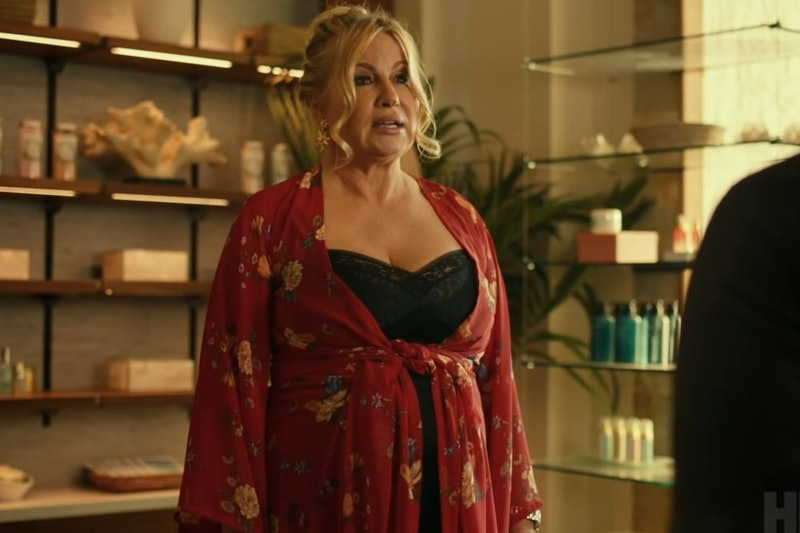 Jennifer Coolidge's 'The White Lotus' is airing in the UK on August 16.