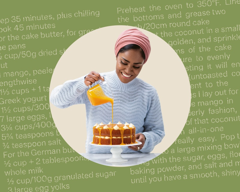 Nadiya Hussain recipes are a hot commodity. Here, the Bake Off favorite shares a recipe for a mango ...