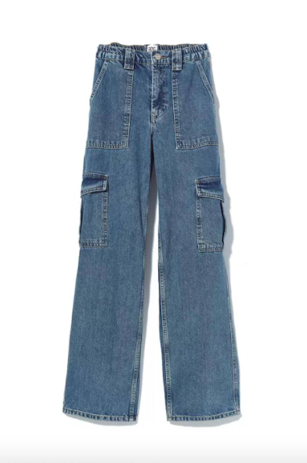 BDG High-Waisted Skate Jean - Denim