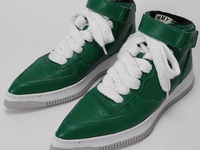 Mihara Yasuhiro Pointed Sneakers