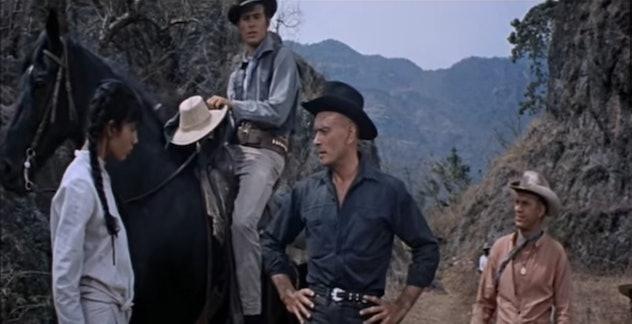 The Magnificent Seven is a remake of Akira Kurosawa's Seven Samurai