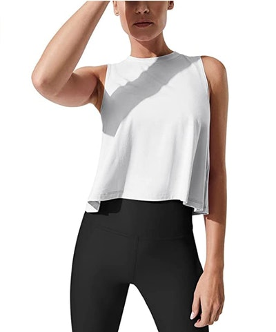 Mippo Cropped Workout Top