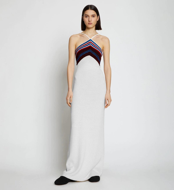 Crimp Knit Halter Dress from Proenza Schouler.