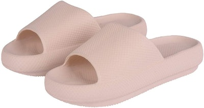 Menore Open Toe Soft Slippers