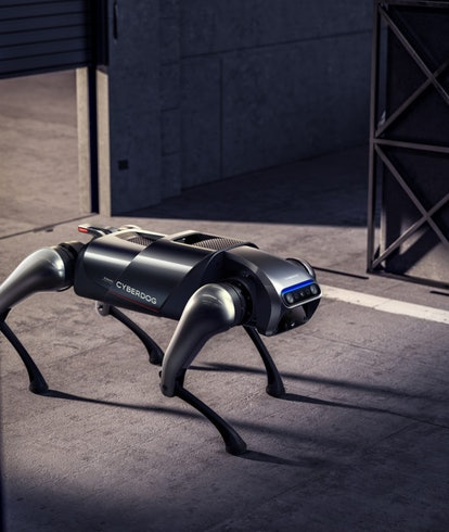 Cyberdog is Xiaomi's dog-like open-source robot with AI vision and a rebuttal to Boston Dynamics' Sp...