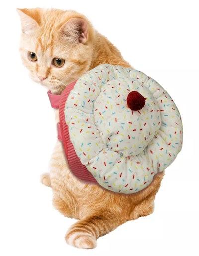 Cupcake Halloween Dog and Cat Costume