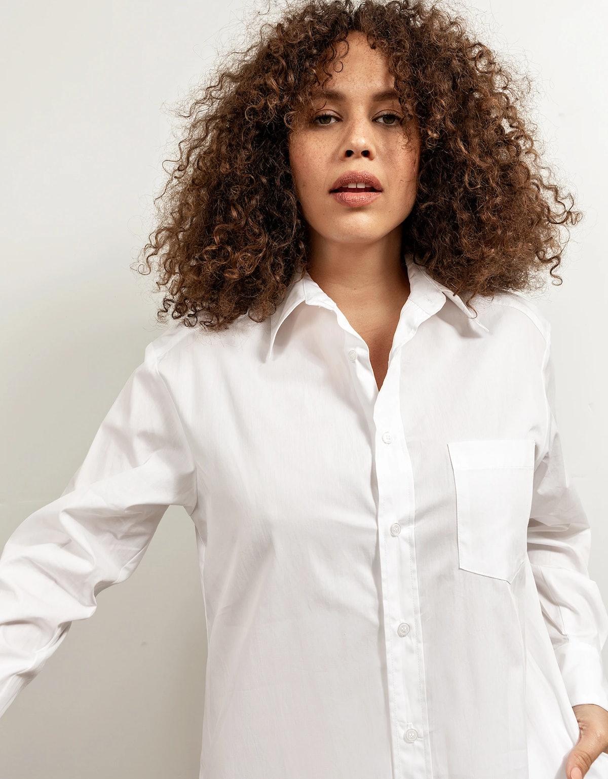 baacal shirt dress