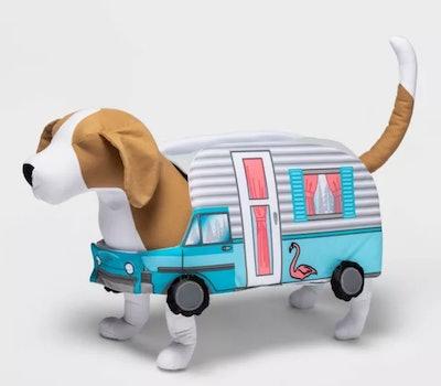 Retro Camper Dog and Cat Costume