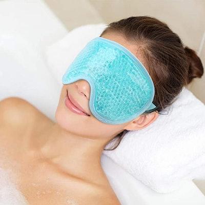NEWGO Cooling Reusable Gel Eye Mask