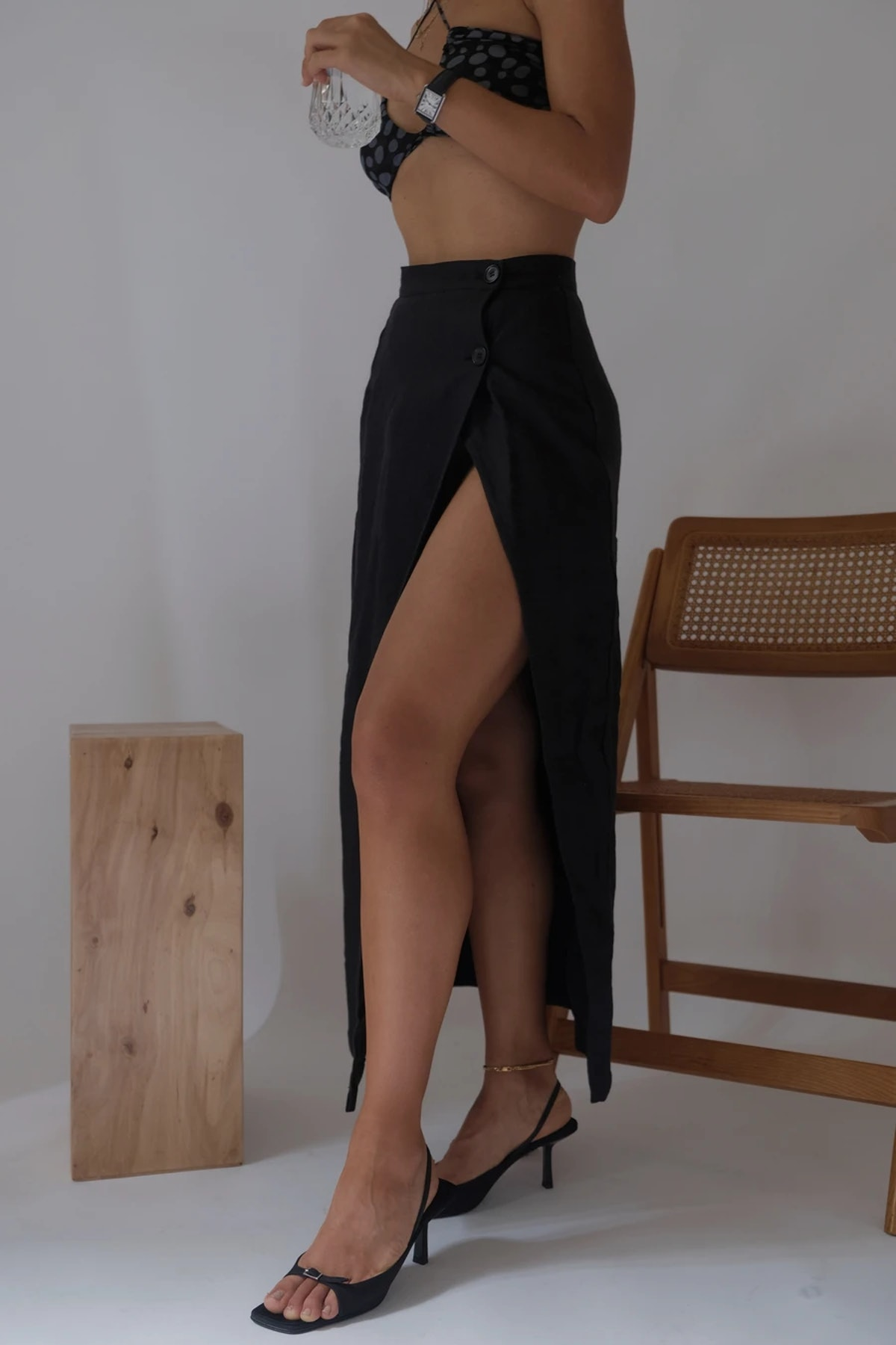 trois suki skirt