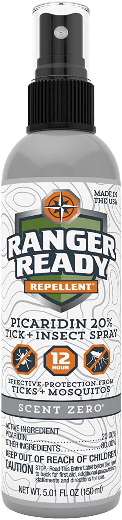 Ranger Ready Tick & Insect Repellent