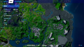 fortnite abductor locations map