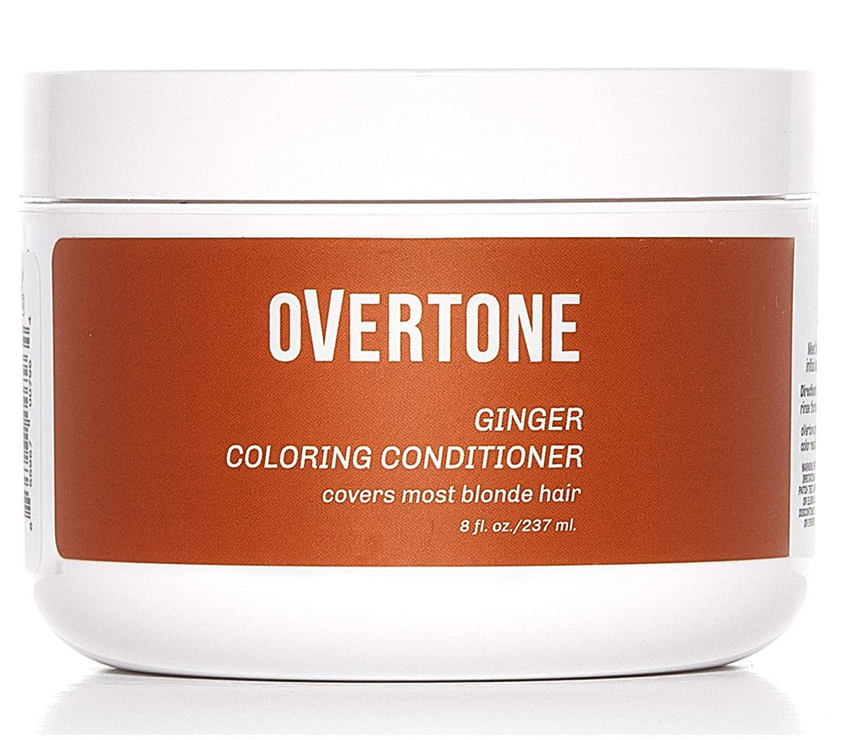 oVertone Haircare Ginger Coloring Conditioner