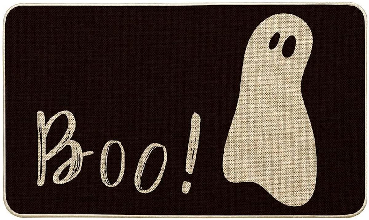 Artoid Mode Ghost Boo Decorative Indoor Outdoor Mat